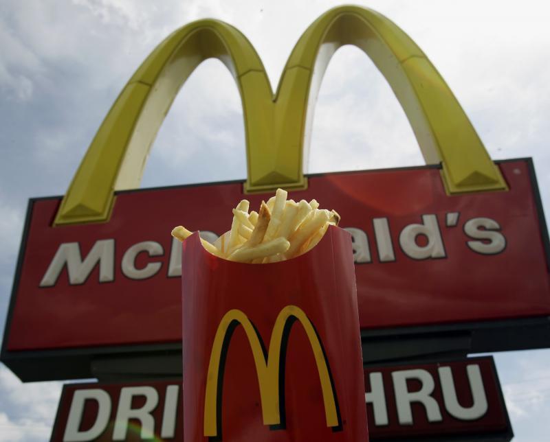 scădere în greutate mcdonalds