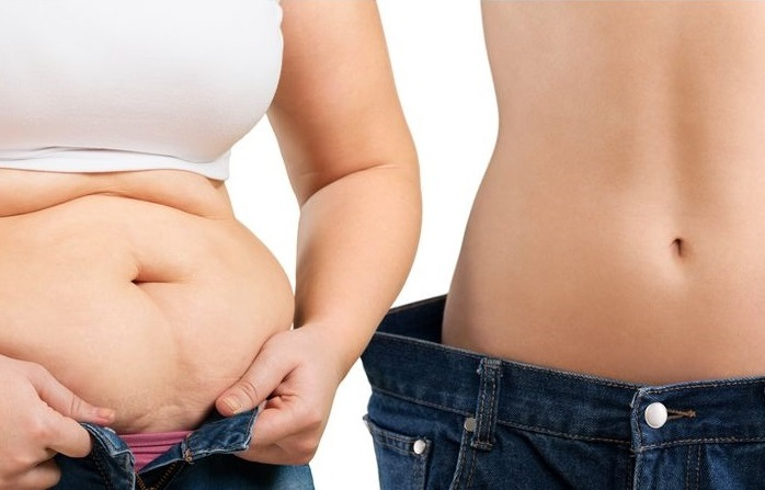 bare de clif pentru a slabi umflarea corpului și pierderea în greutate