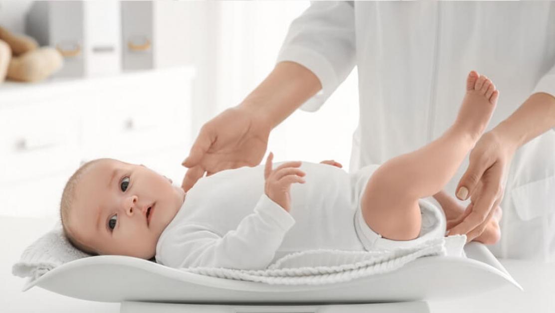 Greutatea bebelușului