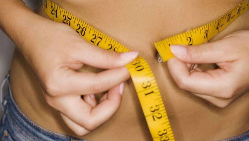 1 săptămână pierdere în greutate)