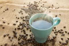 cafea slabind in Japonia)