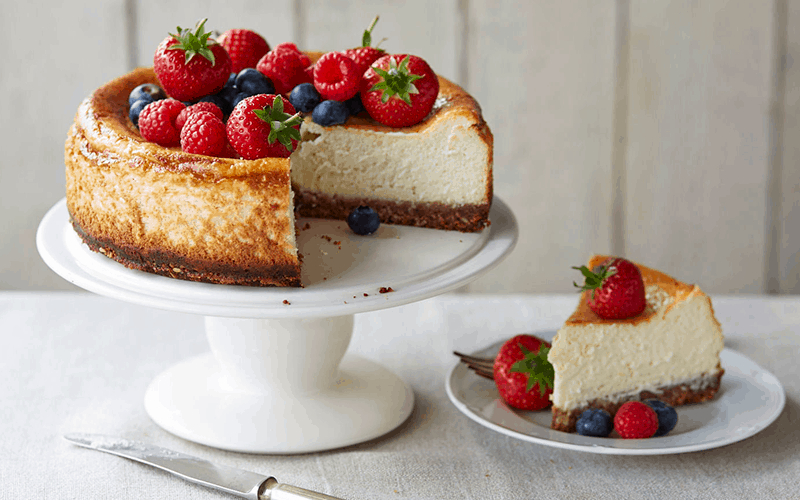 8 deserturi care va ajuta sa pierdeti in greutate