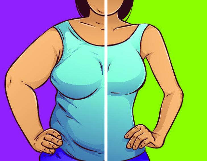 pierzi în greutate făcând greutăți
