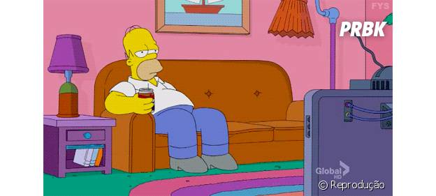 caseta de slabire homer Simpson)