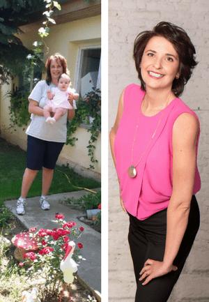 40 de ani povești de succes în pierderea în greutate)