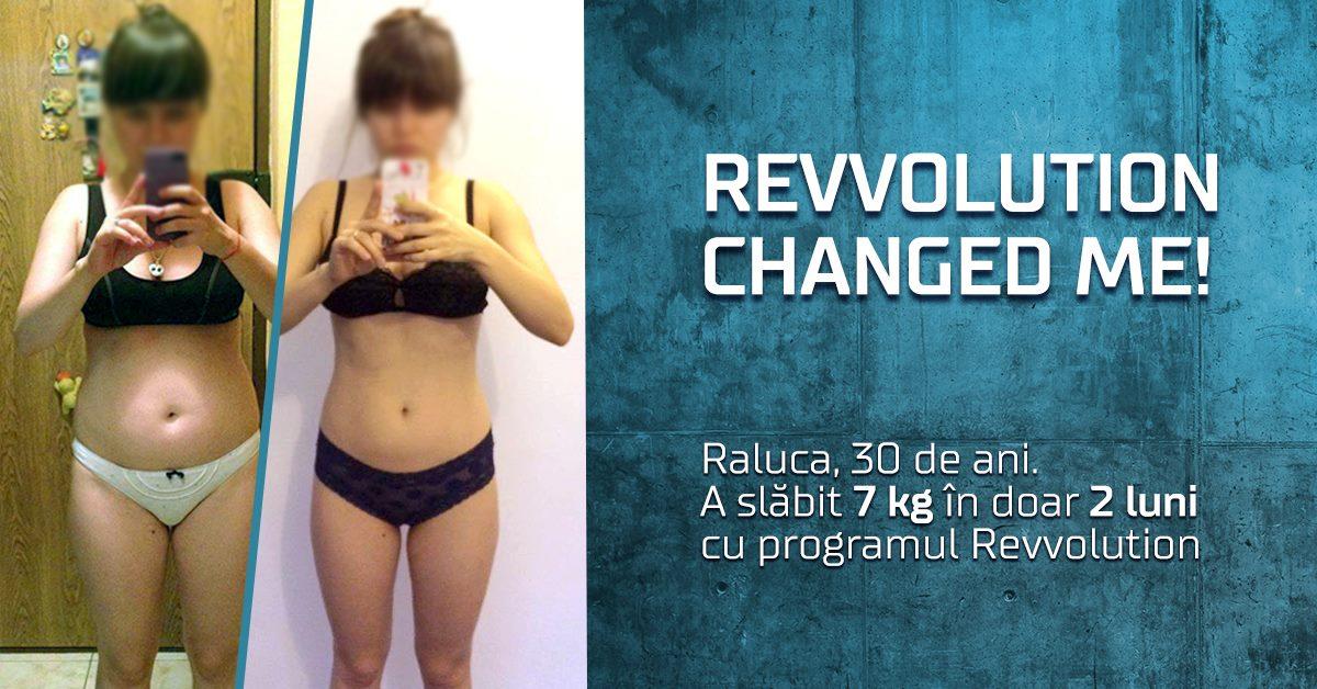 2 luni poveste de succes privind pierderea în greutate