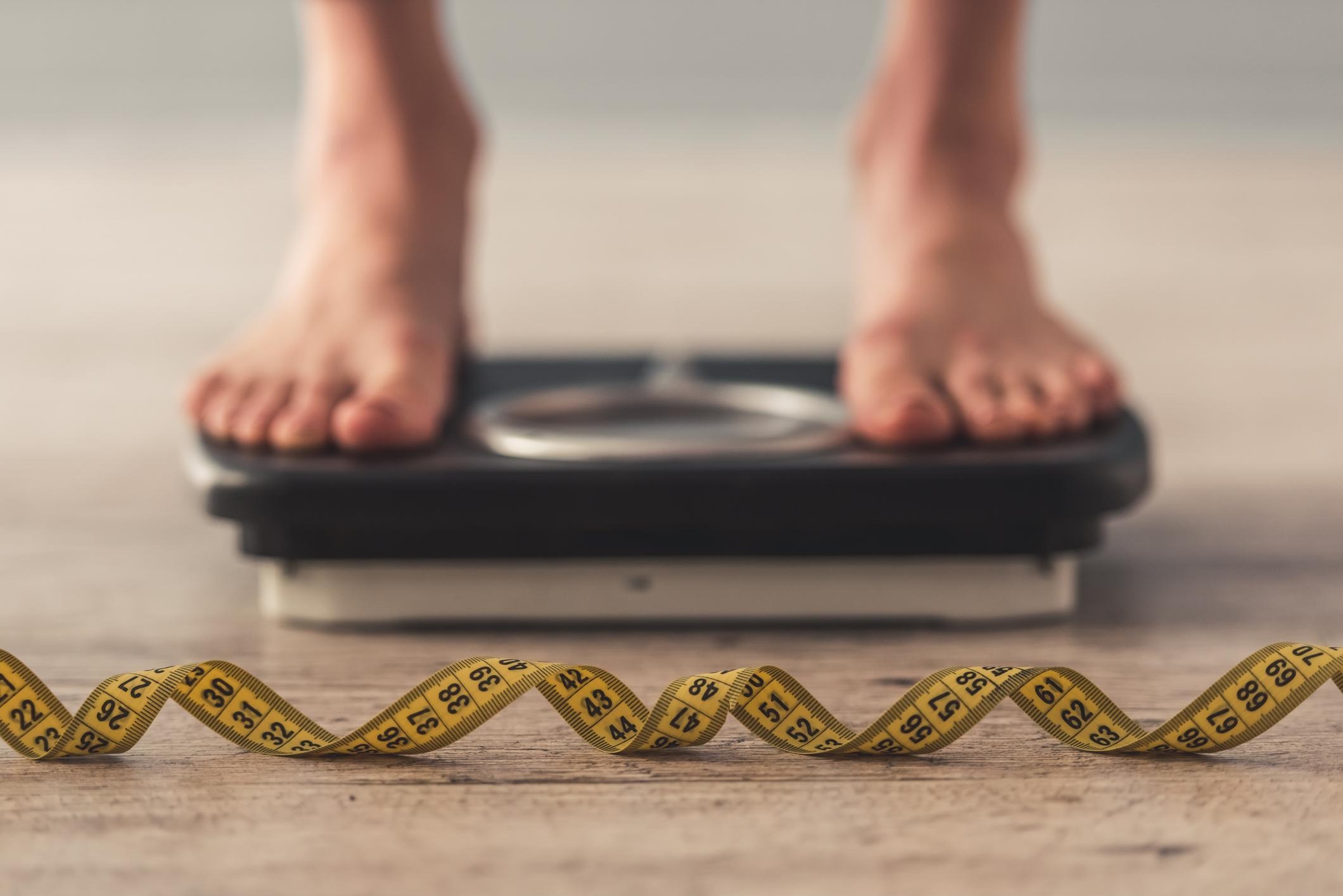pierderea de inci mai mult decât pierderea în greutate)