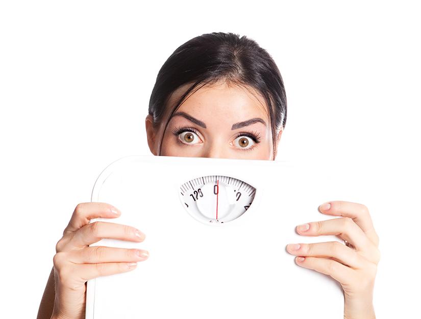 pierderea în greutate se întâmplă lent)