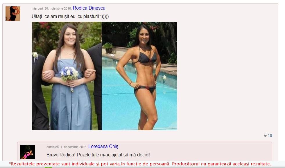 pierderea în greutate din cauza polipilor