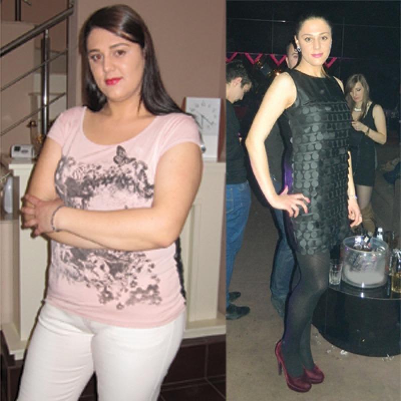 O femeie a renunțat la dietă și a slăbit 26 de kilograme. Iată cum a reușit!