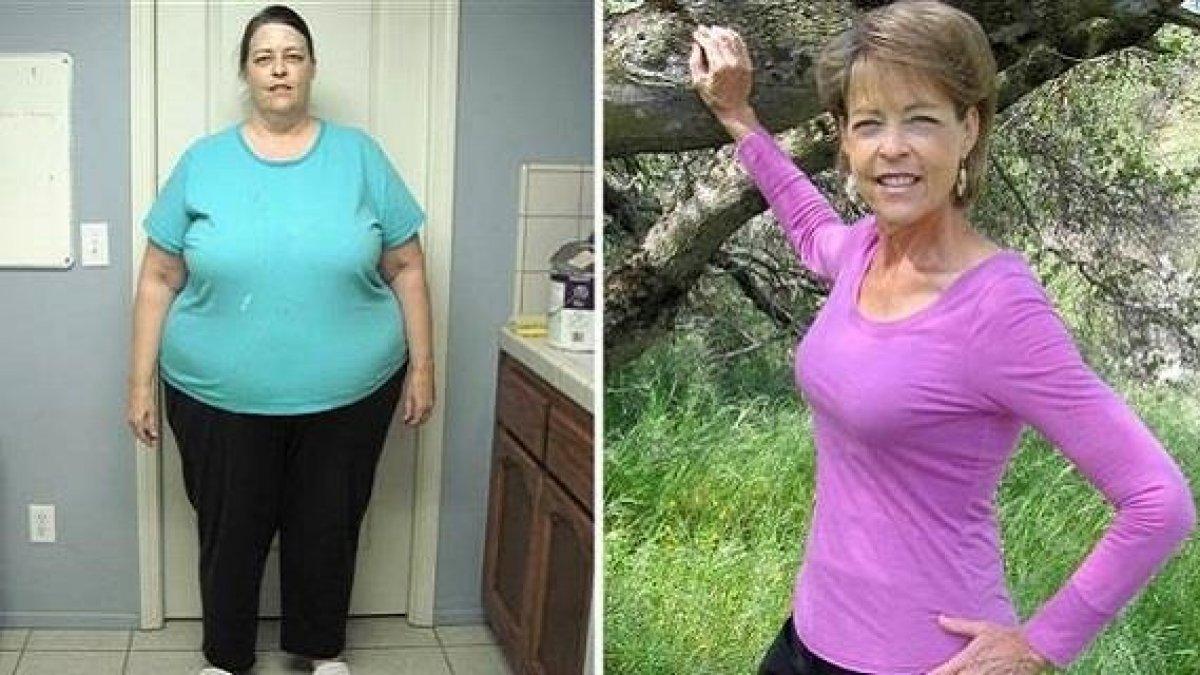 O femeie a slăbit 70 de kilograme după ce a eliminat patru alimente din dieta sa