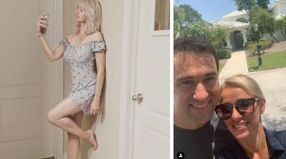 Janelle de la soții soție pierdere în greutate