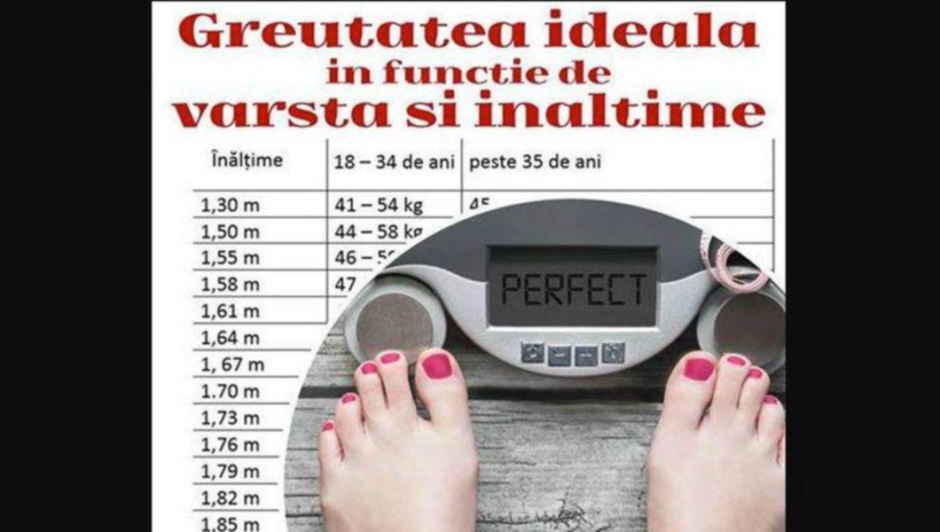 varsta de 50 de ani pierdere in greutate)