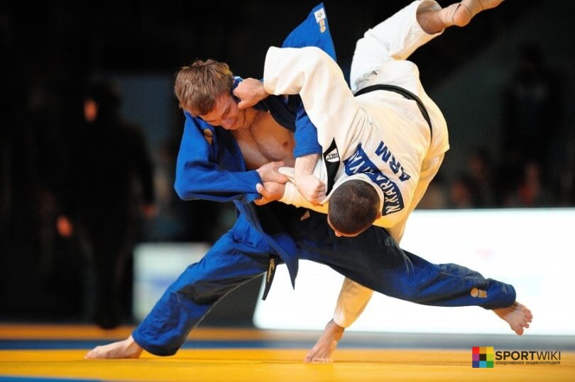 judo ajută la pierderea în greutate)