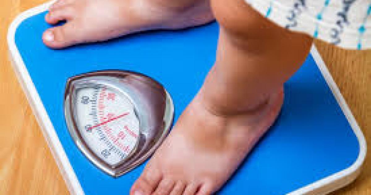 Masa greutății în raport cu înălțimea