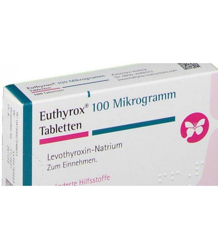 pierderea în greutate eutirox)