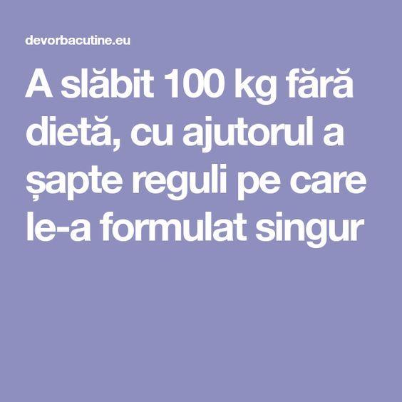 3 kg pierdere în greutate într-o săptămână)