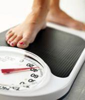de exemplu, pierderea în greutate