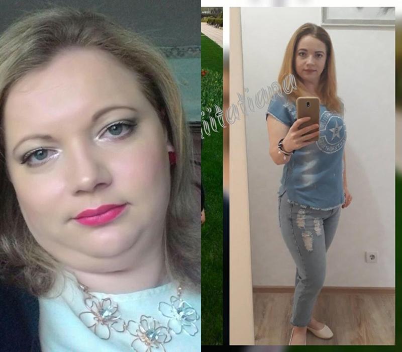 41 de ani încercând să slăbească)
