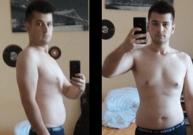 pierde grăsimea corporală în 6 luni)