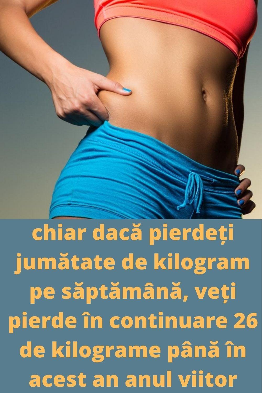 Pierdere în greutate de 30 de kilograme în 2 săptămâni)