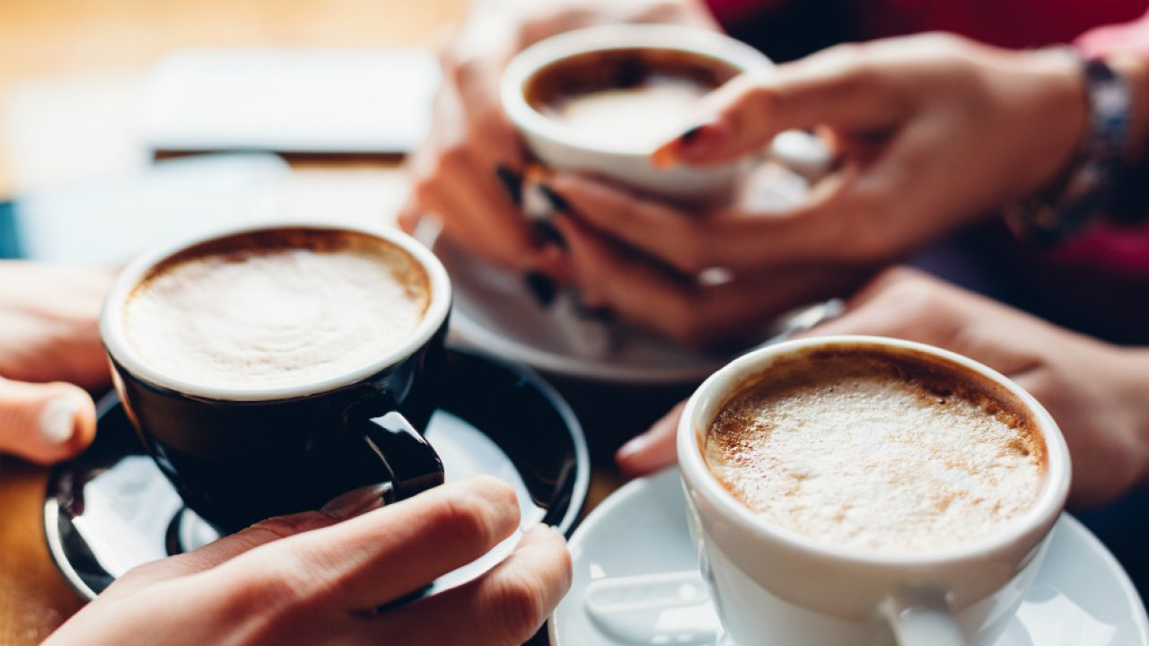reclama de cafea slabit
