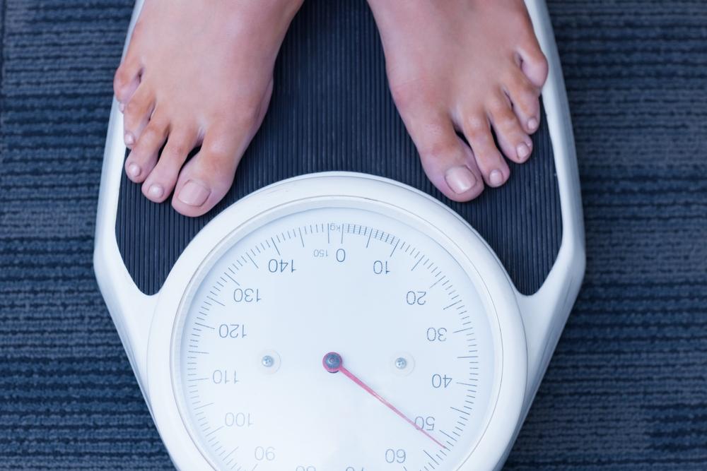 deducerea pierderii în greutate)