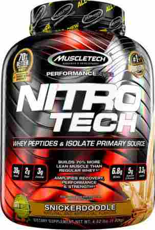 nitro tech pentru a pierde în greutate)