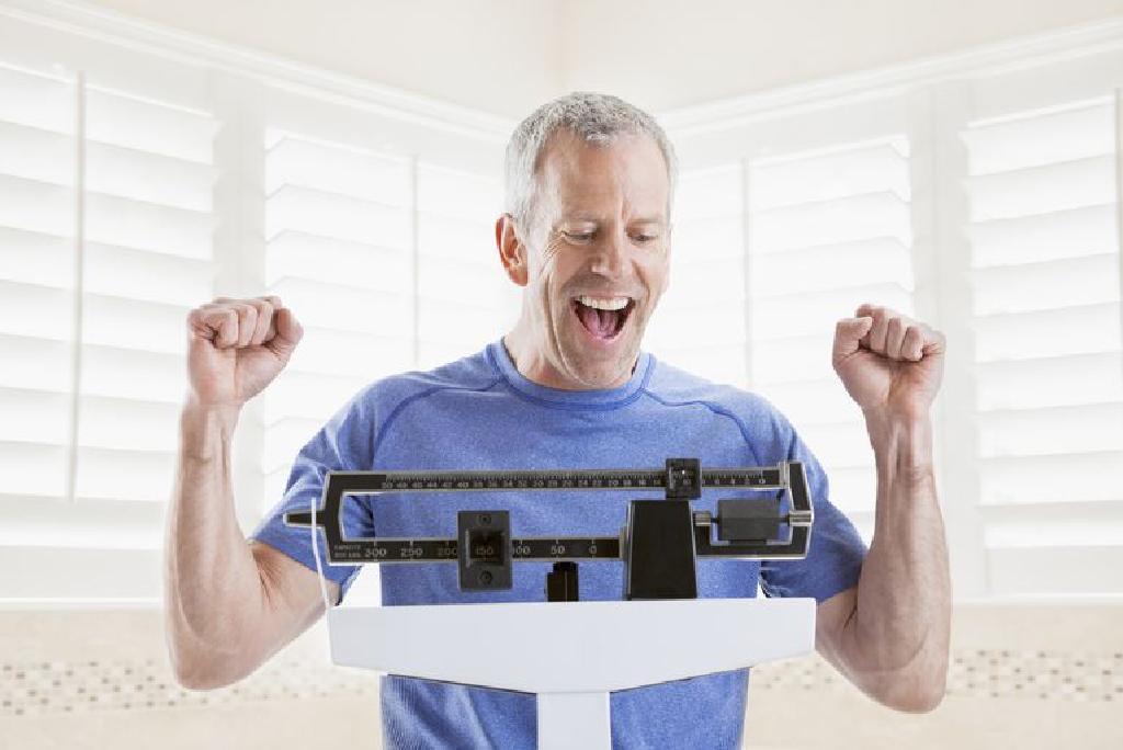 Pierdere în greutate masculină de 40 de ani
