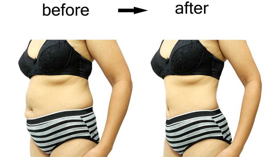 greutate pierde centimetri înainte de kilograme)
