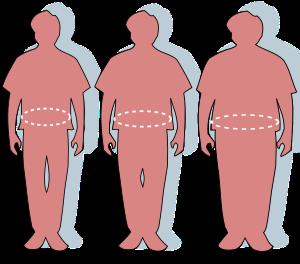 77 kg pierd in greutate)