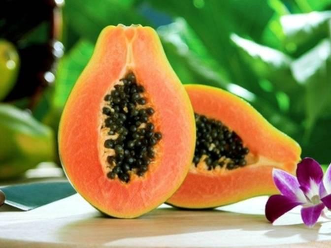 enzimele de papaya te pot ajuta să slăbești