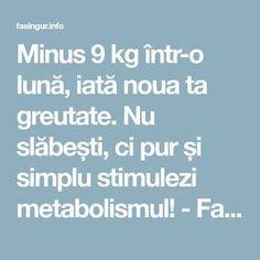 pierderea în greutate ideală în lună)