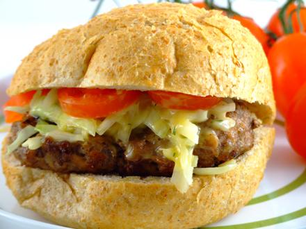 hamburger de slabire)