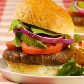 Super hamburger…super sănătos!