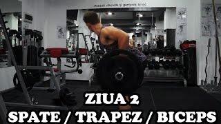 CARNET DE ANTRENAMENT: TRAPEZ - Fit4Pro - Suplimente nutritive