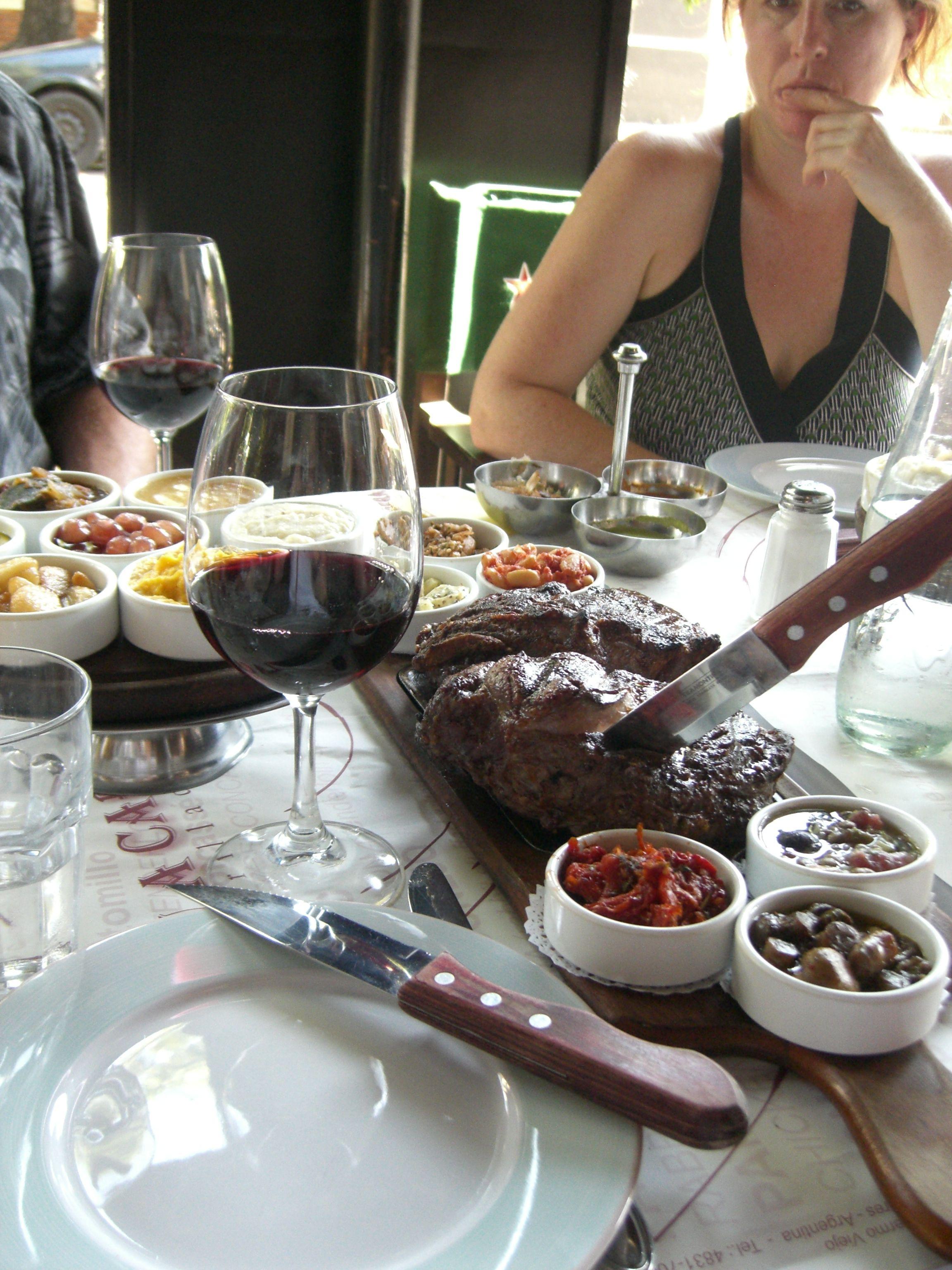 Vitrina cu idei — Frigarui de creveti rosii de Argentina cu guacamole si crostini