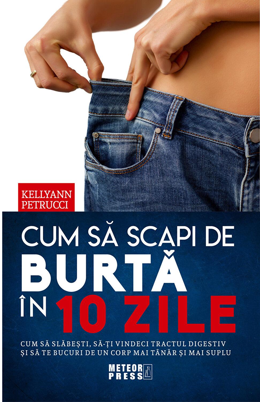 10 zile burta slim down dr kellyann
