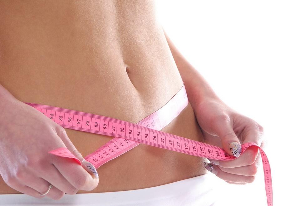 golo rezultă pierderea în greutate)