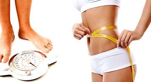 Comutator pentru pierderea în greutate