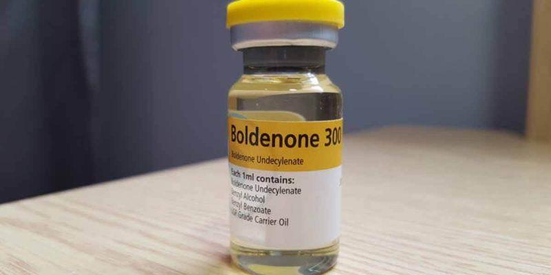 boldenonă pierdere de grăsime)