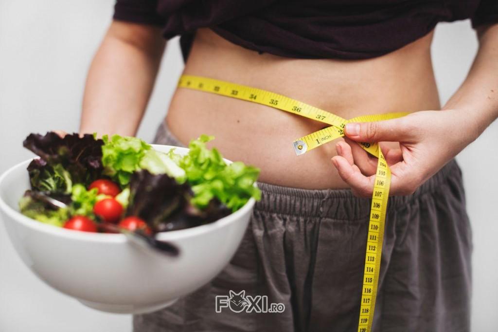 Slăbește sănătos: Cum dai jos 1 kilogram pe săptămână