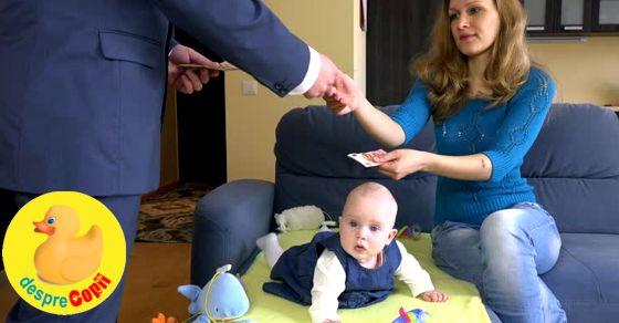 Concediul de maternitate: concediul prenatal si postnatal in 2015