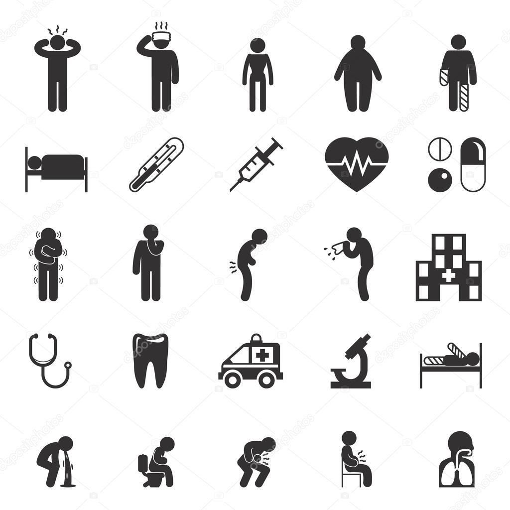 vector de pictogramă de slăbire timp necesar pentru a pierde grăsimea corporală