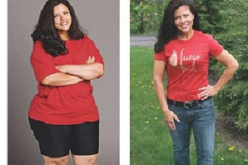 2 luni poveste de succes privind pierderea în greutate)