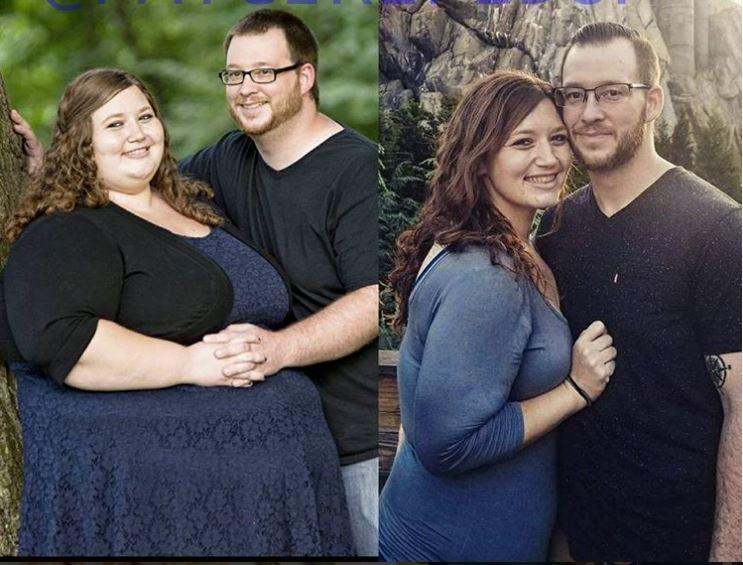 Cuplu de 800 de kilograme promite să slăbească)