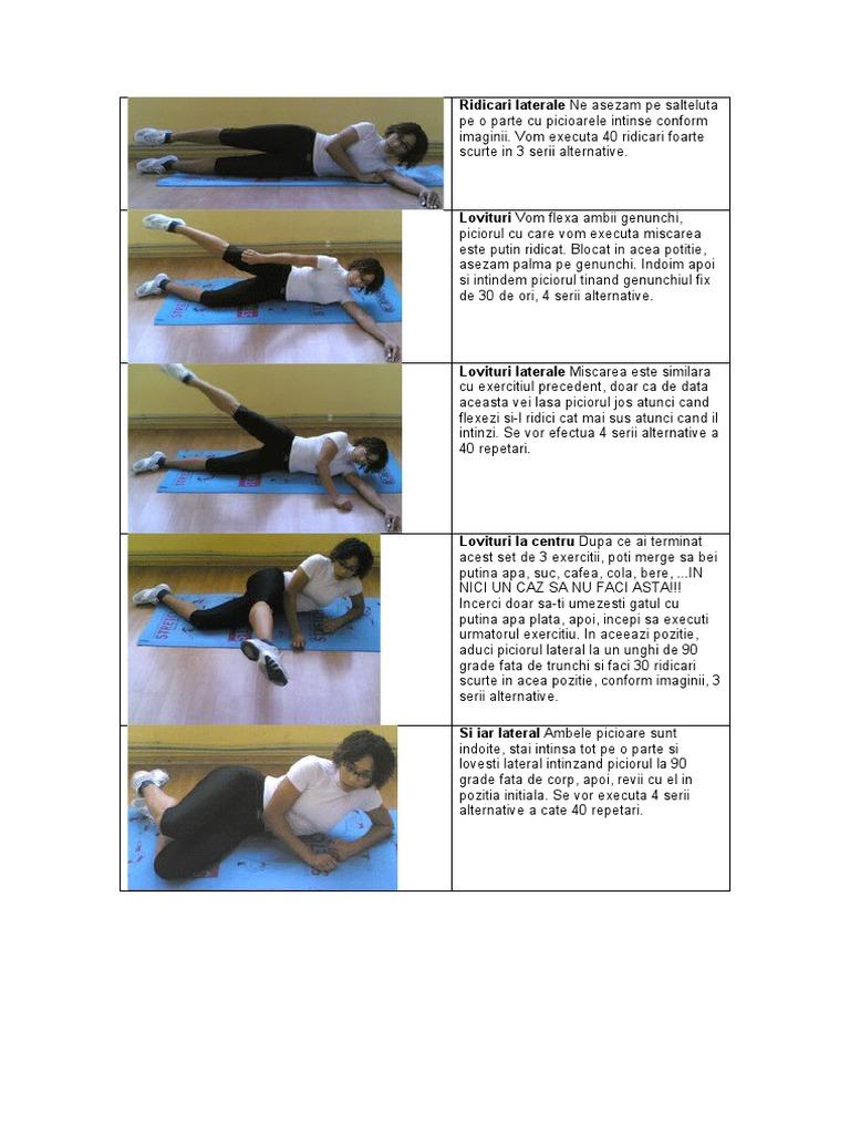Antrenament intern al coapselor