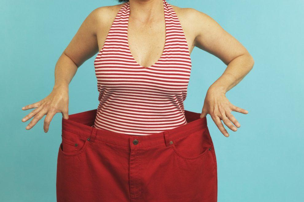 puteți pierde în greutate la depozit