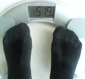 scăderea în greutate care apare din cauza lamictalului)