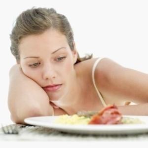 pierderea în greutate, dar nici o pierdere a poftei de mâncare)